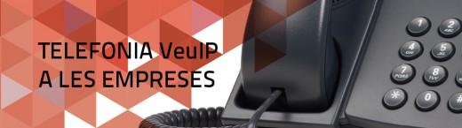 Telefonia VeuIP a les empreses